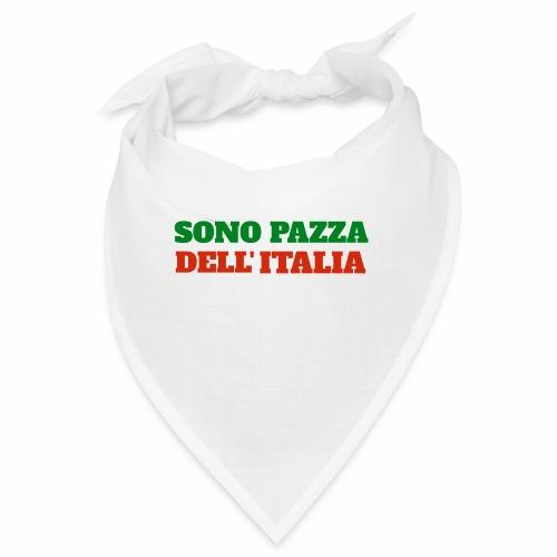 Sono Pazza dell'Italia - Bandana