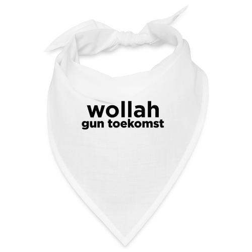 Wollah Gun Toekomst - Bandana