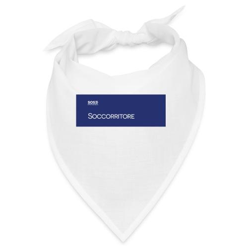 Cover Soccorritore - Bandana