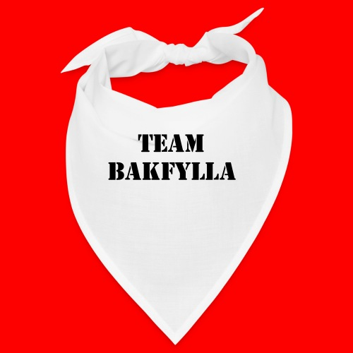 Team Bakfylla - Snusnäsduk