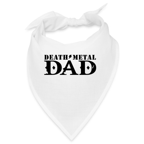 death metal dad - Bandana