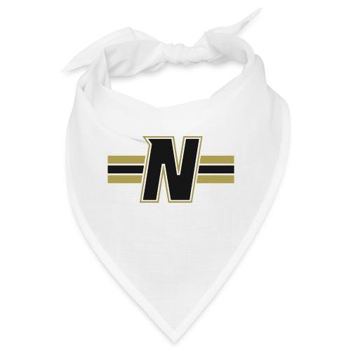 Nordic Steel Black N with stripes - Bandana