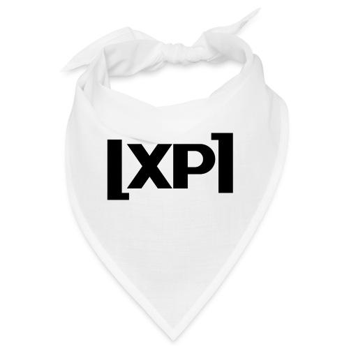 Klammelogo XP (sort) - Bandana
