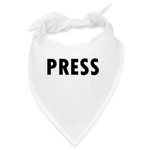 press - Bandana