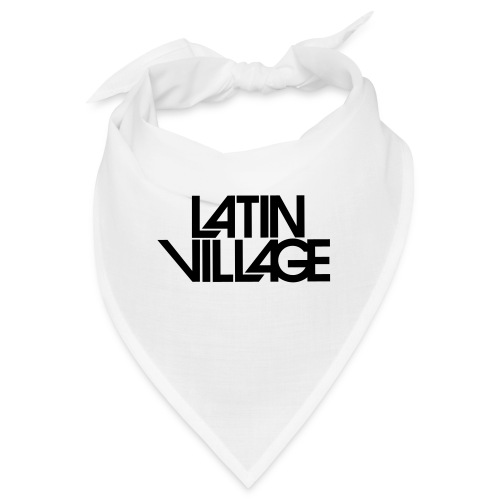 Logo Latin Village 30 - Bandana