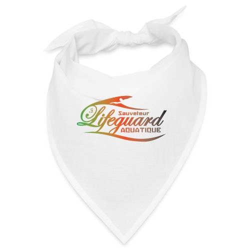 lifeguard multicolor - Bandana