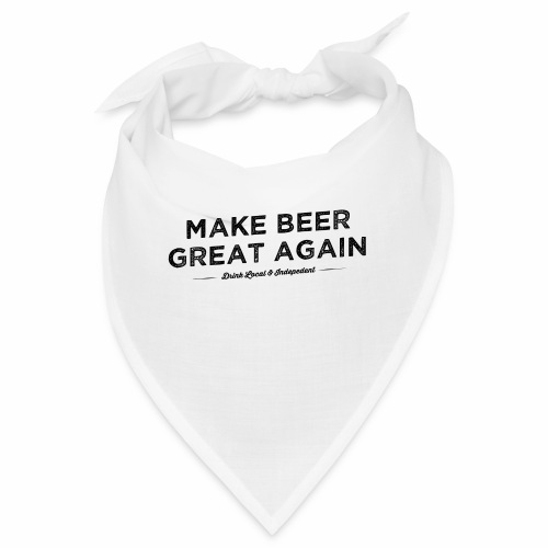 Make Beer Great Again - Bandana