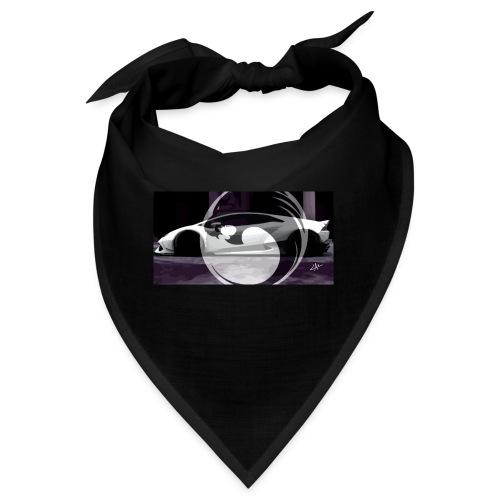 lion black lyon design - Bandana