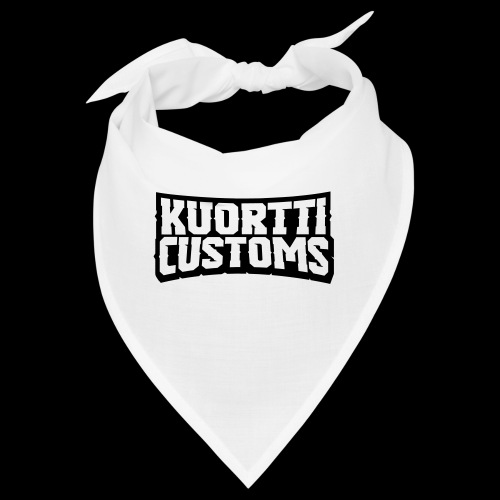 kuortti_customs_logo_main - Bandana