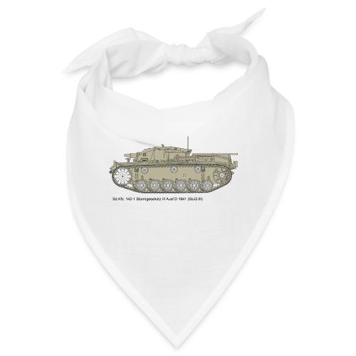 Stug III Ausf D. - Bandana