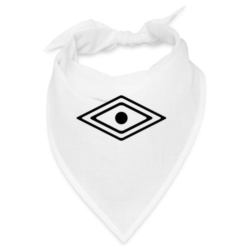 Auge des Medizin Mann, Indianisches Kraft Symbol - Bandana