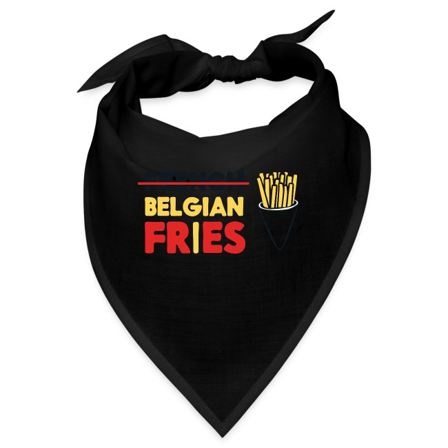 Vote for Belgian Fries