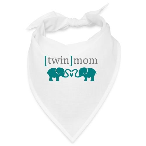 T-Shirt Twinmom/Zwillingsmama - Bandana