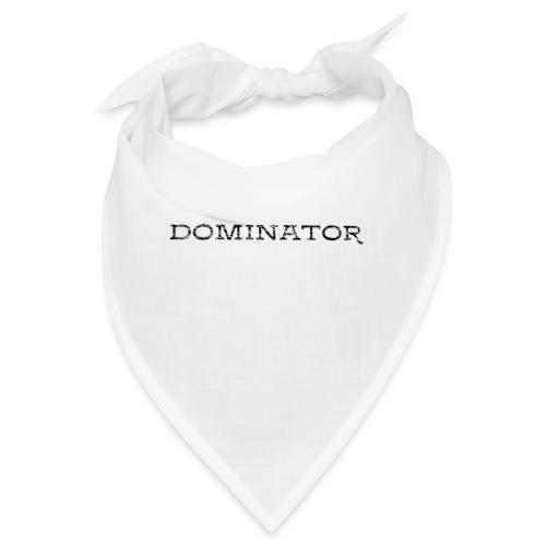 DOMINATOR 2/3 - Snusnäsduk