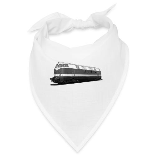 Lokomotive Diesel V 180 Deutsche Reichsbahn DDR - Bandana