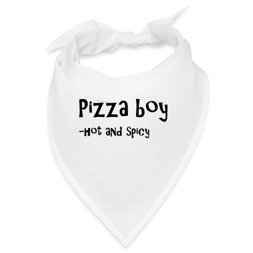 Pizza boy - Bandana
