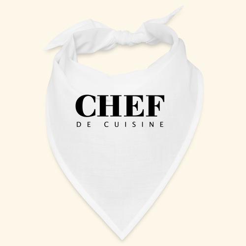 BOSS de cuisine - logotype - Bandana