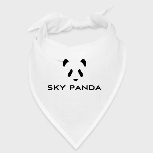 Sky Panda Logo - Bandana