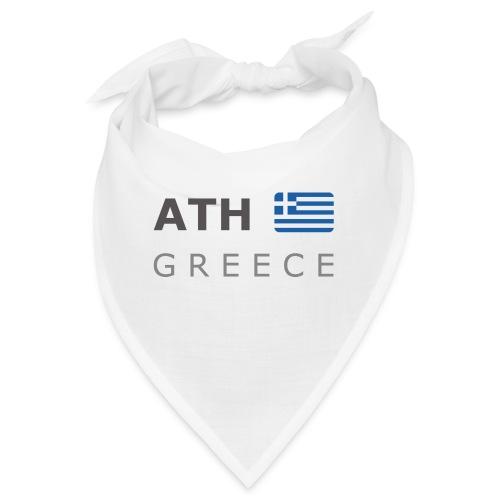 ATH GREECE dark-lettered 400 dpi - Bandana