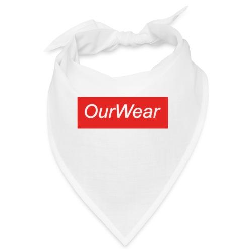 Red OurWear Merch - Snusnäsduk