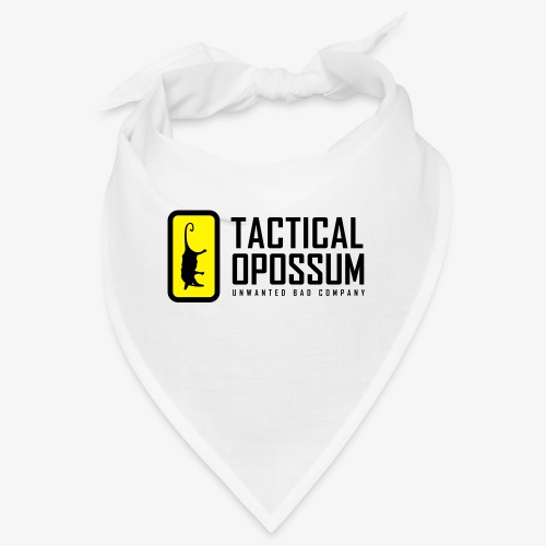 TACTICAL OPOSSUM FLAG - Bandana