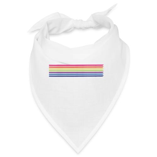 Colored lines - Bandana
