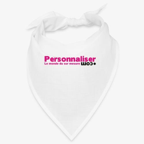 logo personnaliser - Bandana