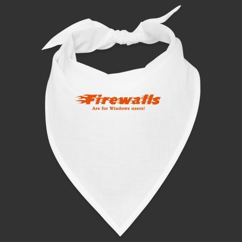 Firewalls - Snusnäsduk