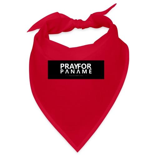 TEE-SHIRT HOMME - PRAY FOR PANAME - Bandana