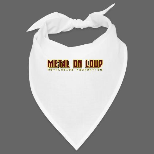 MOL Letter Logo Randy - Bandana