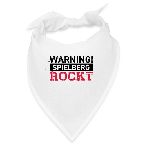 WARNING - Spielberg rockt! - Bandana