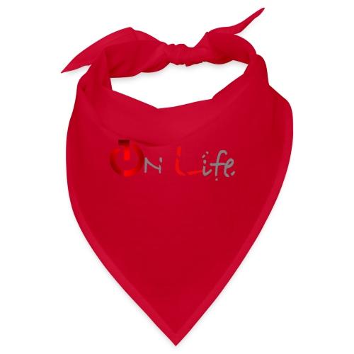 OnLife Logo - Bandana