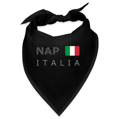 NAP ITALIA dark-lettered 400 dpi - Bandana