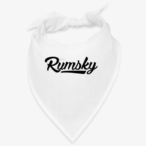 Rumsky-logo - Bandana