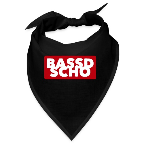 BASSD SCHO - Bandana