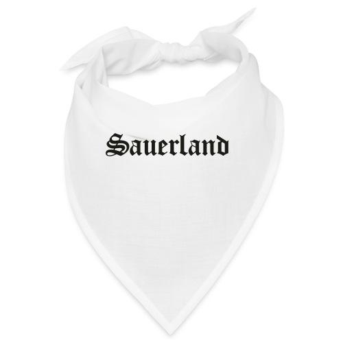Sauerland - Bandana