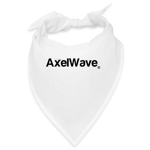 Logo Axelwave copyright - Bandana
