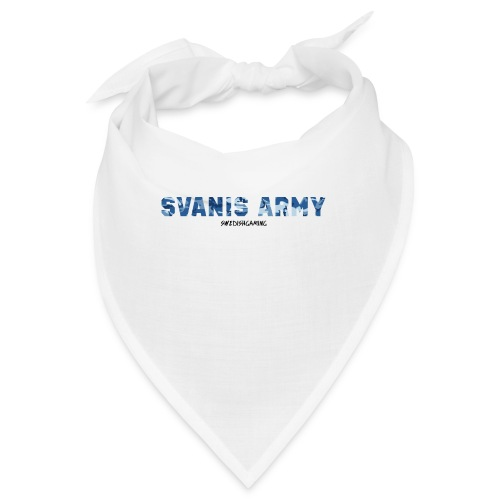 SVANIS ARMY, SWEDISHGAMING - Snusnäsduk