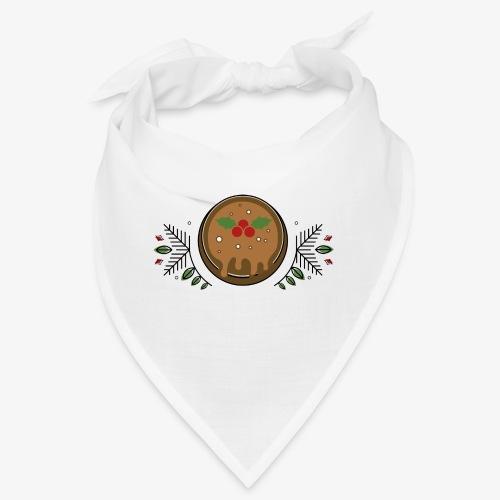 CHRISTMAS PUDDING - Bandana