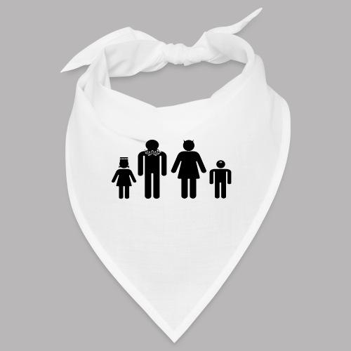Freaky Family - Bandana