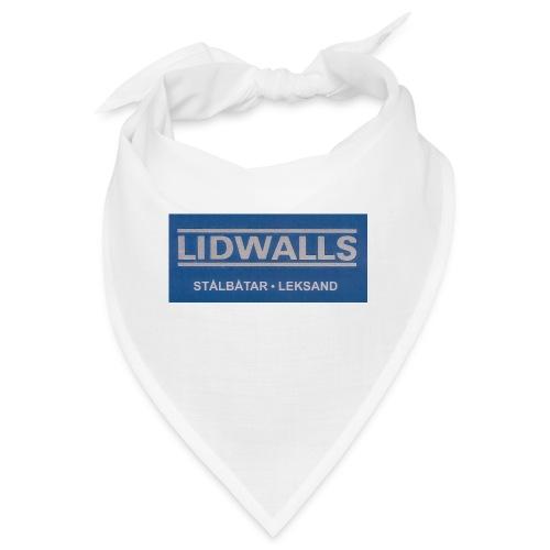 Lidwalls Stålbåtar - Snusnäsduk