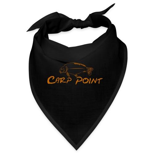 Carp Point orange mid - Bandana