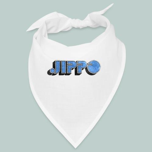 JIPPO LOGO (blue) - Bandana