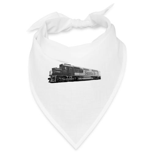 Lokomotive Santa Fe EMD F7 USA - Bandana