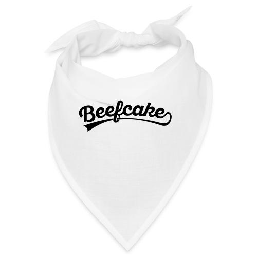 Beefcake text - Bandana
