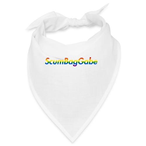 ScumBagGabe Multi Logo XL - Bandana