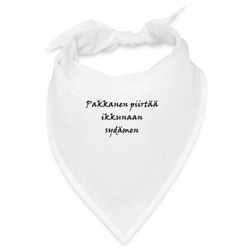 Pakkanen - Bandana