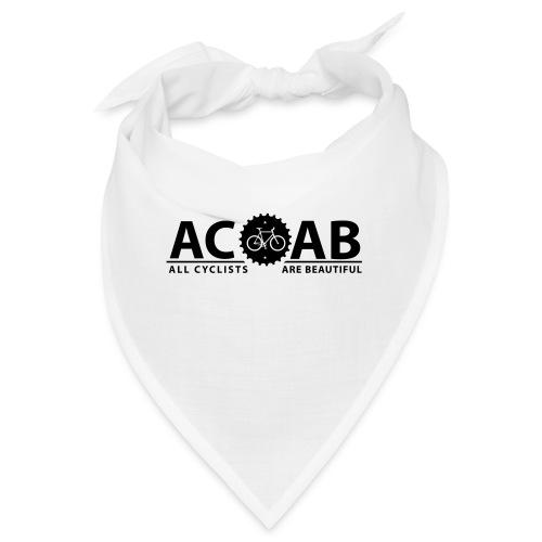 ACAB ALL CYCLISTS - Bandana