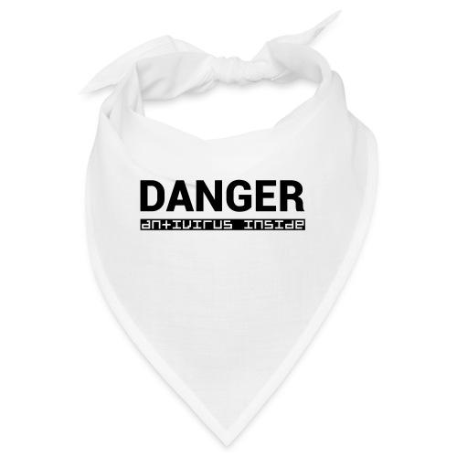 DANGER_antivirus_inside - Bandana