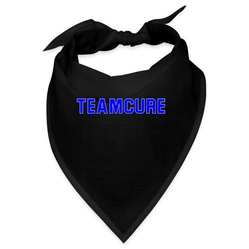 TEAMCURE BLUE - Bandana